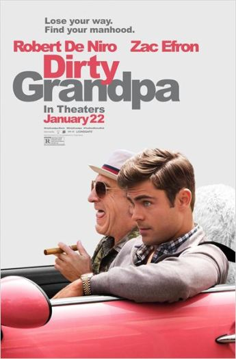 Dirty papy : Affiche