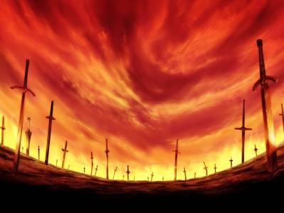 Fate/Stay Night: Unlimited Blade Works HD Wallpaper | Background Image | 3259x2444 | ID:163821 ...