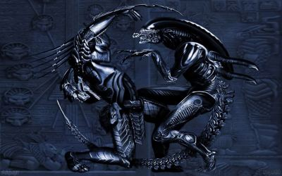 Alien vs. Predator Wallpaper and Background Image | 1680x1050 | ID:178993 - Wallpaper Abyss