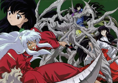 InuYasha 4k Ultra HD Wallpaper | Background Image | 4352x3076 | ID:227921 - Wallpaper Abyss