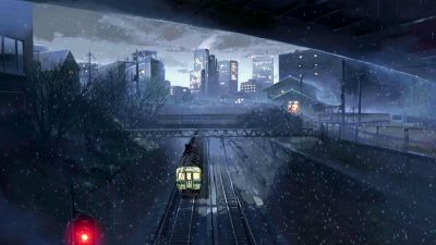 5 Centimeters Per Second Full HD Wallpaper and Background Image | 1920x1080 | ID:234821