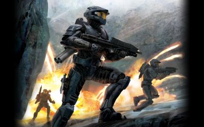 Halo Wallpaper and Background Image | 1680x1050 | ID:30823 - Wallpaper Abyss