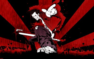 12 No More Heroes HD Wallpapers | Background Images - Wallpaper Abyss