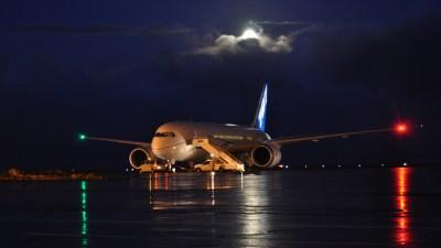 B-787 Dreamliner in Iceland Full HD Wallpaper and Hintergrund | 2560x1440 | ID:468763