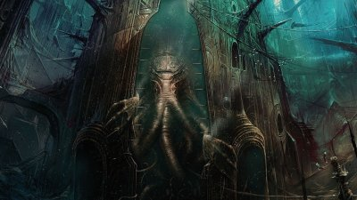Cthulhu Full HD Wallpaper and Background Image | 1920x1080 | ID:509983