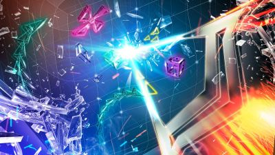 Geometry Wars 3: Dimensions Evolved HD Wallpaper | Background Image | 1920x1080 | ID:606702 ...