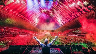 Hardwell live at Ultra Europe 2016 HD Wallpaper | Background Image | 1920x1080 | ID:721149 ...
