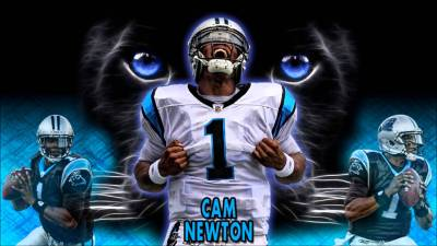 15 Cam Newton HD Wallpapers | Backgrounds - Wallpaper Abyss