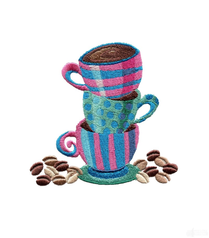 Large Of Coffee Cups Design