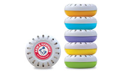 Munchkin Arm & Hammer Nursery Fresheners, 5 Pack Product Shot