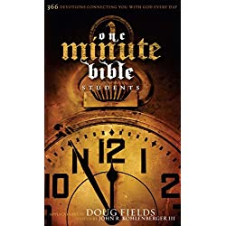 One Minute Bible for Students: 366 Devotions