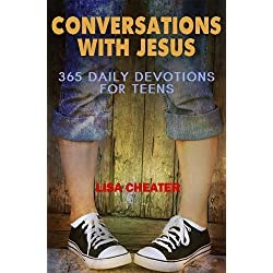 Conversations With Jesus: Devotions for Teens