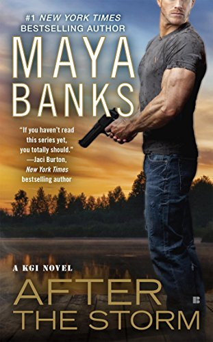 Book After  the Storm - Maya Banks