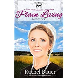 Plain Living (Amish Christian Romance)