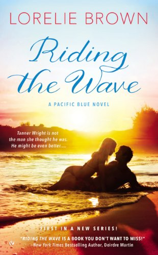 Book Riding the Wave by Lorelie Brown