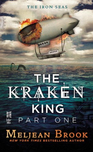 Book The Kraken King - MelJean Brook