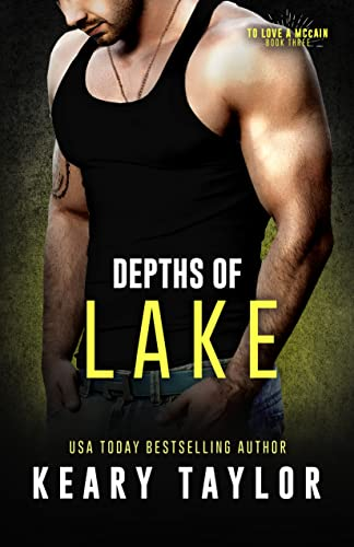 Depths of Lake by Keary Taylor