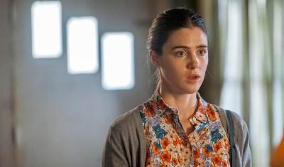 Blogs - Preacher - Preacher Q&A — Lucy Griffiths (Emily Woodrow) - AMC