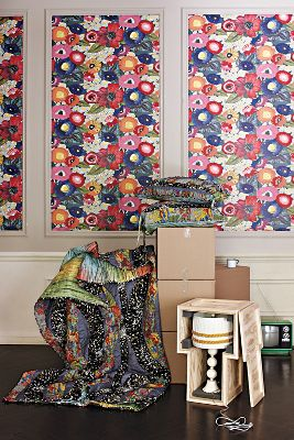 Live to Get Radicalll: Anthropologie Wallpaper