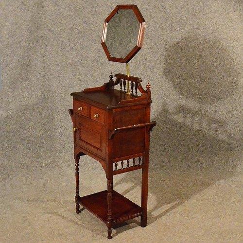 Medium Of Antique Wash Stand