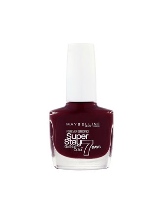 Maybelline Gel Nail Polish in Midnight Red