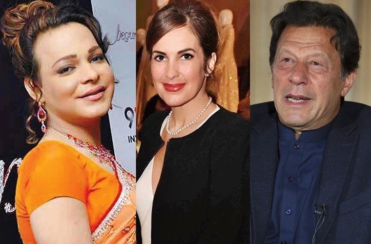 Pak TV host Ali Saleem claims Cynthia Ritchie told him that PM Imran Khan wanted to have sex with her