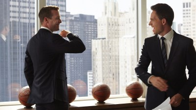 'Suits' Gets Ready to Bid Adieu to Mike-Harvey Bromance - The Quint
