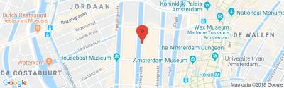 Viertal rooft woning aan Keizersgracht leeg - AT5: de nieuwszender van Amsterdam en omgeving
