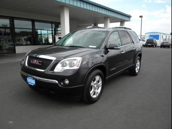 GMC Acadia for Sale in Spokane  WA 99201   Autotrader Used 2007 GMC Acadia AWD