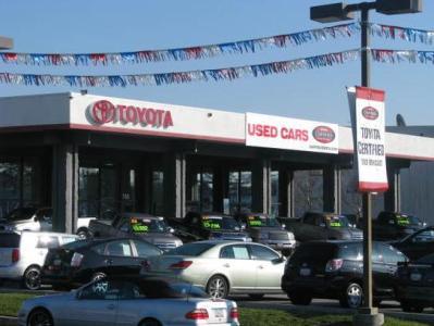 Capitol Toyota (CA) : SAN JOSE, CA 95136 Car Dealership, and Auto Financing - Autotrader