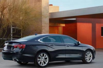 2014 Chevrolet Impala: New vs. Old - Autotrader