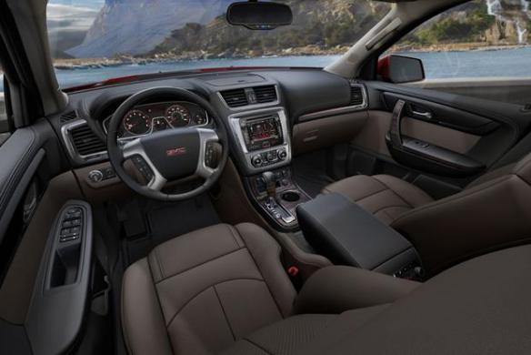 2014 GMC Acadia  New Car Review   Autotrader 2014 GMC Acadia  New Car Review featured image large thumb3