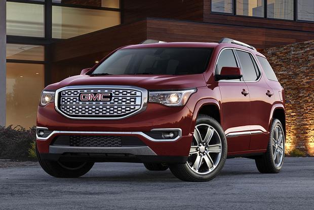 2017 GMC Acadia  New Car Review   Autotrader 2017 GMC Acadia  New Car Review featured image large thumb0