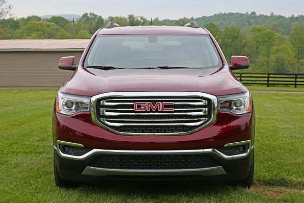 2017 GMC Acadia  First Drive Review   Autotrader 2017 GMC Acadia  First Drive Review featured image large thumb5