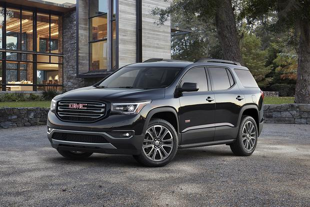 2018 GMC Acadia  New Car Review   Autotrader 2018 GMC Acadia  New Car Review featured image large thumb0