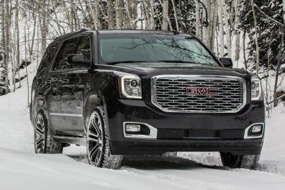 2018 GMC Yukon Denali  First Drive Review   Autotrader 2018 GMC Yukon Denali  First Drive Review featured image large thumb0