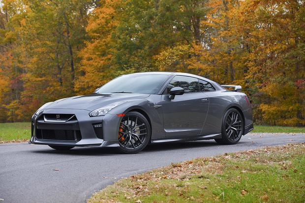 2018 Nissan GT-R: New Car Review Featured Image Large Thumb0  N