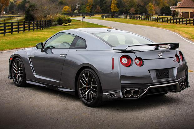 2018 Nissan GT-R: New Car Review Featured Image Large Thumb3  Autotrader