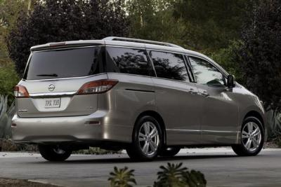 2014 Nissan Quest: New Car Review - Autotrader