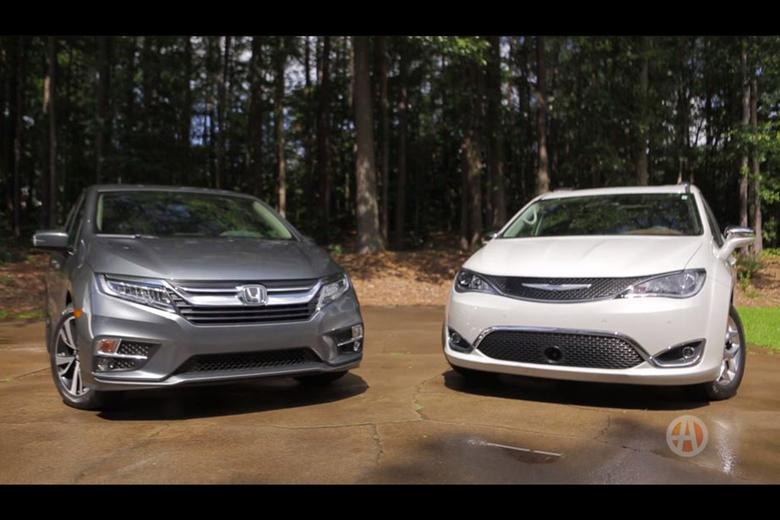 Finally Admitting You Need The Space And Comfort Of A Minivan Is Easy. But  Deciding Which One To Buy Can Be Challenge. The Good News There Are Really ...