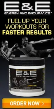 Beachbody Energey and Endurance formula