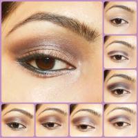Eye Makeup Tutorial: Cool Toned Smokey Brown Eyes