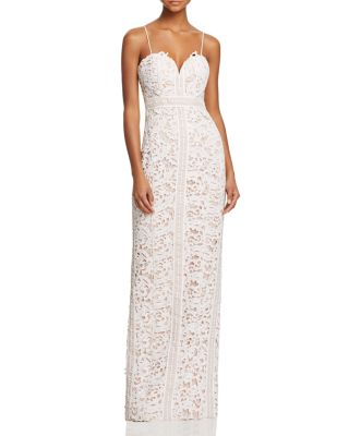 prom dresses id bloomingdales wedding dresses Bariano Sweetheart Lace Gown Exclusive Bloomingdale s 2