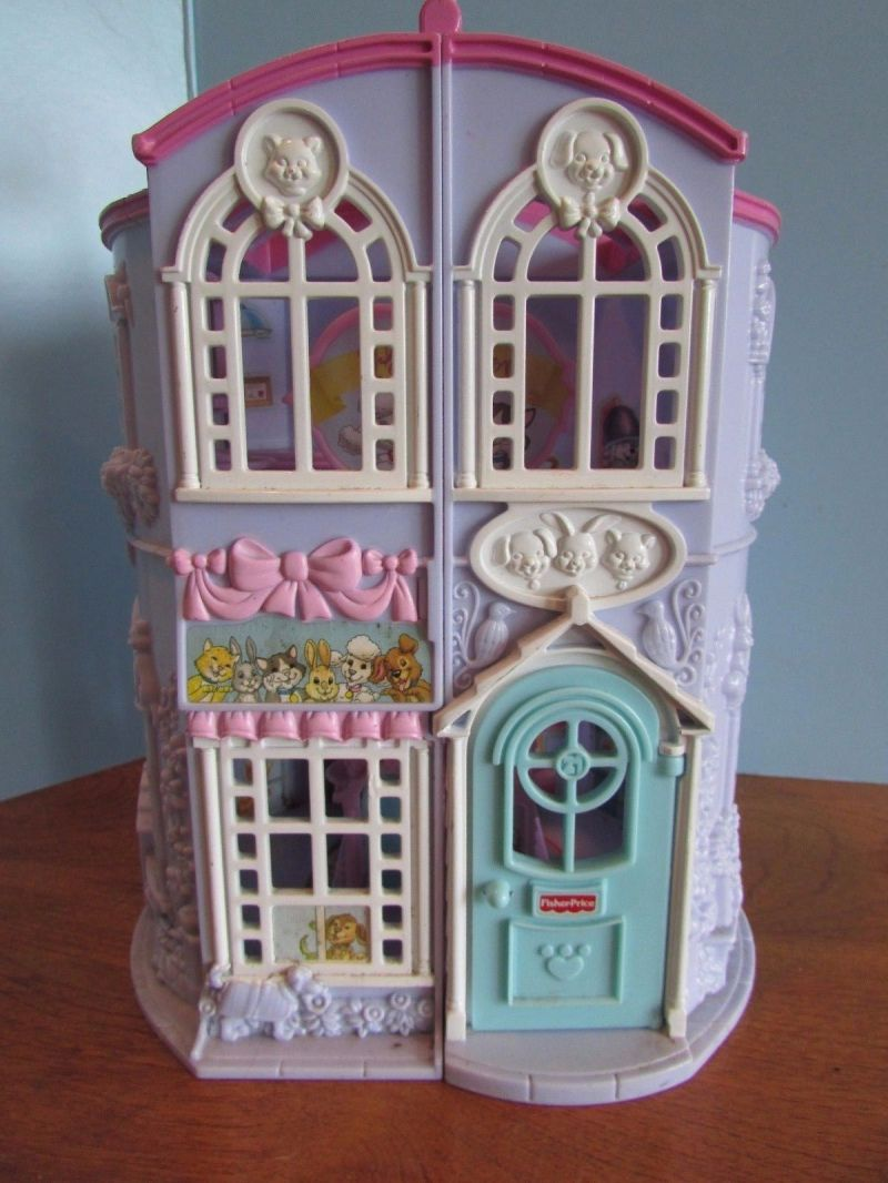 Large Of Fisher Price Doll House