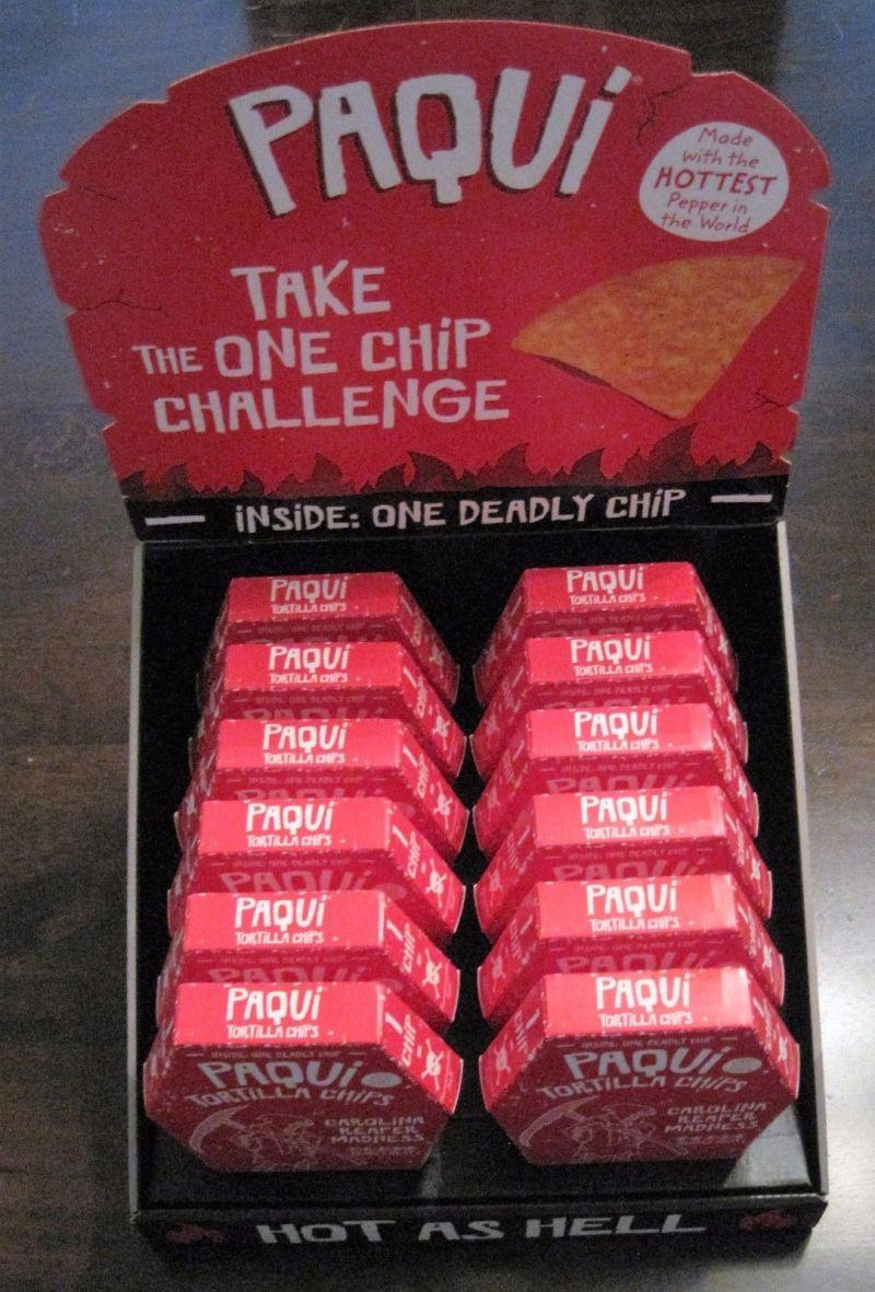 Large Of Carolina Reaper Madness Chip