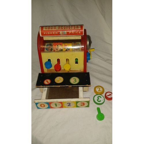 Medium Crop Of Fisher Price Cash Register