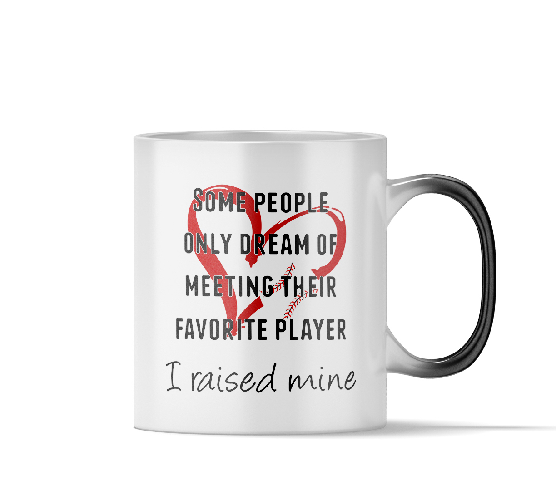 Fullsize Of Baseball Coffee Mug