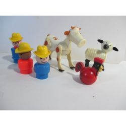 Small Crop Of Fisher Price Little People Farm