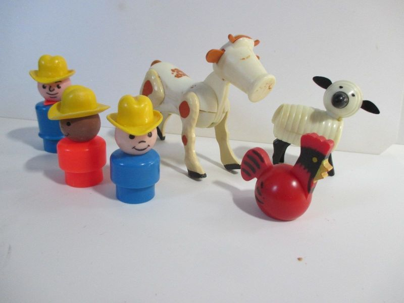 Large Of Fisher Price Little People Farm