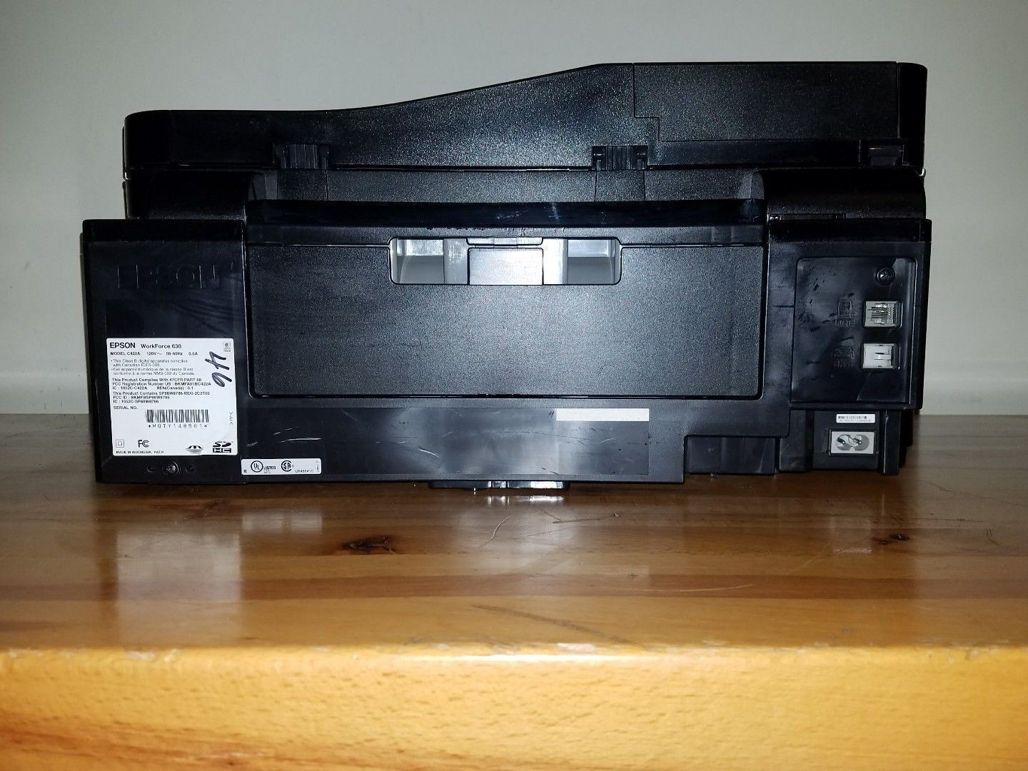 Fullsize Of Epson Workforce 630